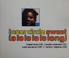 INNER CIRCLE : SWEAT ( A LA LA LA LA LONG ) - [ CD MAXI ]