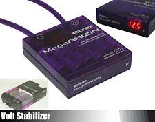 Universal PIVOT MEGA RAIZIN Fuel Saver Voltage Stabilizer Regulator Earth Cables