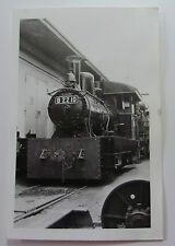 INDO41 - INDONESIAN STATE RAILWAY - STEAM LOCOMOTIVE B22.10 PHOTO Indonesia