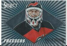 2013-14 Panini Select hockey MARTIN BRODEUR # F-6 Freezers New Jersey Devils