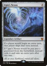 Ugin's Nexus Khans of Tarkir PLD Mythic Rare MAGIC GATHERING CARD ABUGames