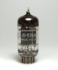 General Electric JG-5814A / 5814 A / E82CC Audio-Röhre, Triple Mica, Preamp Tube