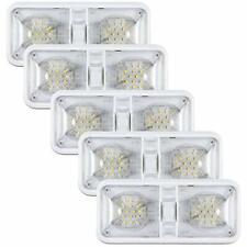 Kohree 12v LED RV Ceiling Dome Light Interior Lighting for Trailer Camper With