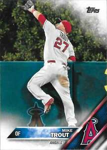 2016 Topps Series 1 Base (#1-#175) - U PICK - COMPLETE YOUR SET!