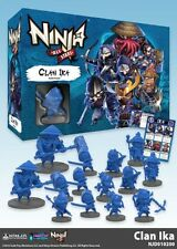 Ninja All-Stars Clan Ika  Expansion CMNT english version