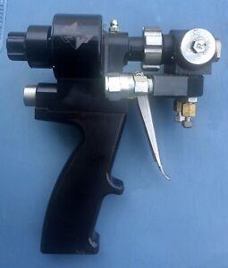 PMC AP-2 Air Purge Spray Foam - Polyurea gun