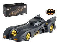 1989 Movie Batmobile Elite Edition 1:43 Diecast Model by Hotwheels - X5494