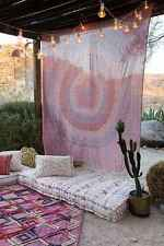 NEW URBAN OUTFITTERS MAGICAL THINKING MAUVE MAINA MEDALLION TAPESTRY 84 X100
