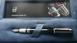 Alfred Dunhill Sidecar Limousette Limited Edition Fountain Pen circa 2008 1893