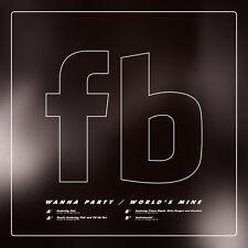 Future Brown - Wanna Party / World's Mine Vinyl, New