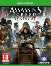 Xbox One juego Assassin's Creed Syndicate mercancía nueva