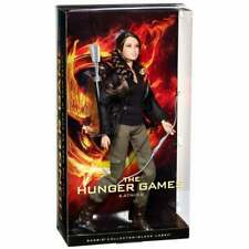 The Hunger Games Katniss Everdeen Barbie Collector Black Label