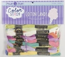 10% Off Mill Hill/DMC Color Stitch Floss for Pre-printed Paper - Cotton Candy