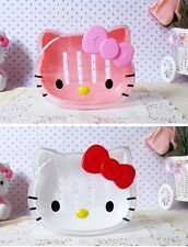 Cute Hello Kitty Cat Soap Dishes Bathroom Ware Plastic Soap Box Kids Girls Gift