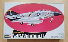 60-4302 REVELL 1/72nd Scale McDONNELL-DOUGLAS F-4B PHANTOM II Plastic Model Kit