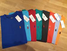 Men's Ralph Lauren Short Sleeve Custom Fit T-Shirts S-XXL BNWT