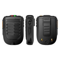 BM001 Zello Walkie Talkie Handheld Wireless Bluetooth PTT Hand Microphone Speake