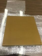 "Zed Industries 14""x15"" Hot Plate  for blister sealer...110 volt heat plate 400+F"