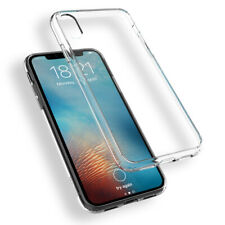 NOVADA AIR Hybrid Military Grade Shockproof Tough Case Cover for iPhone X & XS