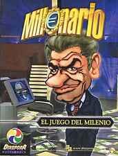 JUEGOS PC: MILLONARIO, EL JUEGO DEL MILENIO (CARLOS SOBERA) + FORT MILLENIUM