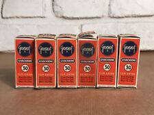 Vintage Gevaert Camera Ortho Film 30 620 X 6 Packages