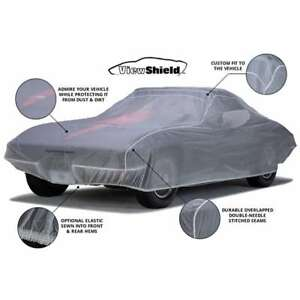 COVERCRAFT ViewShield INDOOR CAR COVER fits 1997 to 2004 Corvette COUPE C15640VS