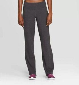 Champion C9 Women's performance Yoga Pants - M- heather Ebony (Gray)
