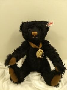 Steiff Bear Of The Year 2014 Danbury Mint Limited Edition Real Mohair w/ Tags