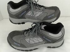 Lacrosse Women Sz 10M Comp Toe Work Hiking Safety Shoes Gray. New