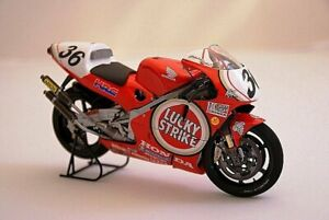 DECAL: 1/12 RED19 1999 LUCKIE HONDA NSR500 ITOH