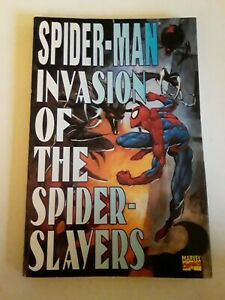 Invasion of the Spider-Slayers by Michelinie, David