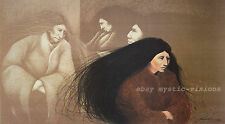 Frank Howell STANDING ROCK WOMEN Signed & Numbered Native American Indian Print