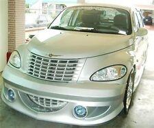 Chrysler PT Cruiser Halo Fog Lamps Angel Eye Driving Lights Kit + Harness