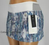NEW LULULEMON Time To Shine Skirt 6 8 10 Blurry Belle Multi White Run Tennis NWT