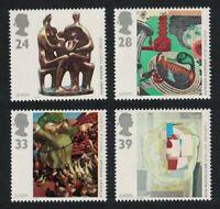 Great Britain Europa CEPT Contemporary Art 4v MNH SG#1767-1770 SC#1498-1501