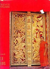 La Revue Francaise Le Laos October 1967 #203 French Laotian Magazine Special