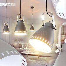 drehbare Ess Wohn Schlaf Zimmer Raum Pendel Beleuchtung Hänge Lampe Leuchte grau