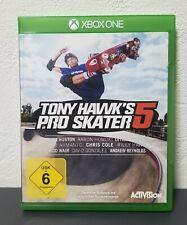 XBOX ONE - Tony Hawk's Pro Skater 5 (Microsoft Xbox One) Spiel in OVP