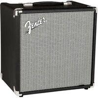 Fender RUMBLE 25 1x8 25W Bass Combo Amp  LN
