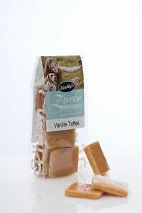 Kindly's Vanille Toffee - Mondje Vol Vanille - Holländischer Toffee - 150 g