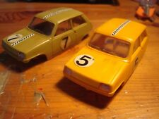 2 COQUES  JOUEF RENAULT 5