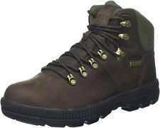 Aigle Tenere Brown Leather Gore-Tex GTX Waterproof Retro Hiking Boot UK 6.5 EU40
