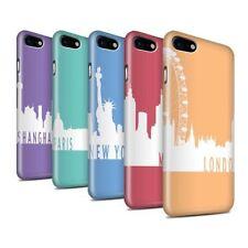 Housses et coques anti-chocs rouge iPhone 7 pour téléphone mobile et assistant personnel (PDA)