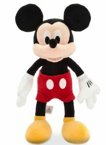 Disney Mickey Mouse & Friends Mickey Mouse Small 13'' Plush Disney store