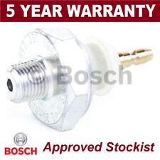Bosch Interruptor de presión de aceite 0986345009