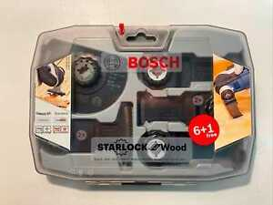 Bosch Starlock for Wood Set 2608664623 (NEU&OVP)