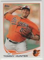 2013 Topps Baseball Baltimore Orioles Team Set