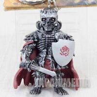 Berserk Skull Skeleton Knight Mini Figure Key Chain Banpresto JAPAN ANIME MANGA