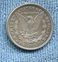 1921 Morgan Silver Dollar United States Silver One Dollar Coin K-761