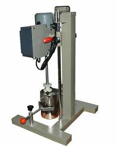 FS-1100D 220V Timing Lab Supply Digital High-Speed Disperser Homogenizer Mixer